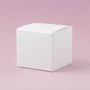 상자56번 베이직 화이트 무광 크림 상자